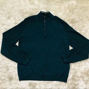 Ted Baker London 1/2 zip pullover